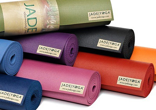 Jade Eco Yoga mats are the world s best environmentally friendly yoga mats.  They are made from natural rubber and have incredible grip and cushioning. 84ff4cb813c0a
