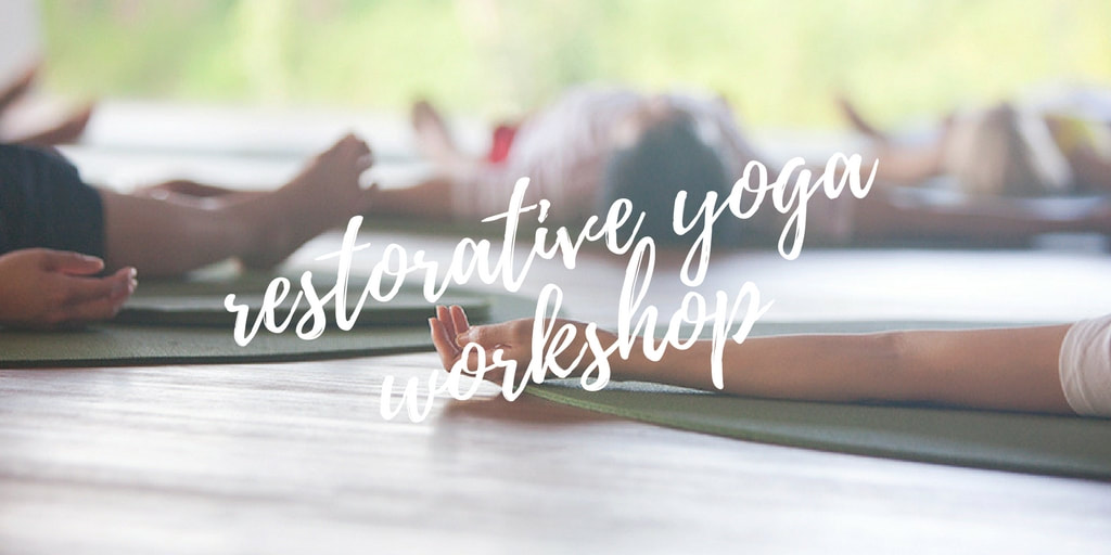 Restorative Yoga Brisbane